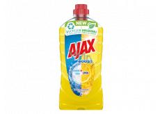 Ajax Boost Baking Soda a Lemon univerzálny čistiaci prostriedok 1 l