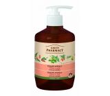 Green Pharmacy Oliva a Goji tekuté vyživující mýdlo 460 ml
