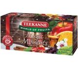 Teekanne World Of Fruit Magic Moments lahodný ovocno-bylinný čaj aromatizovaný nálevové sáčky 20 x 2,5 g