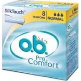 o.b. ProComfort Normal tampóny 8 kusov