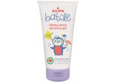 Alpa Batole jemný sprchový gel s olivovým olejem pro děti 150 ml