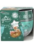 Glade by Brise Dazzling Blossom vonná sviečka v skle doba horenia až 30 hodín 120 g
