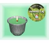 Lima Ozona Zelený čaj vonná sviečka 115 g