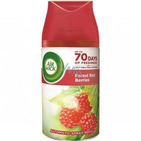 Air Wick FreshMatic Forest Red Berries - Vôňa lesných plodov automatický osviežovač náhradná náplň 250 ml