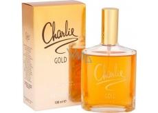 Revlon Charlie Gold toaletná voda pre ženy 100 ml