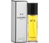 Chanel No.5 toaletná voda pre ženy 100 ml s rozprašovačom