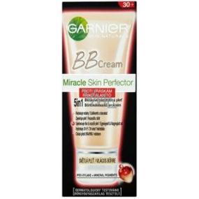 Garnier Skin Naturals Miracle Skin Perfector BB cream proti vráskám světlá pleť 50 ml