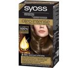 Syoss Oleo Intense Color barva na vlasy bez amoniaku 6-10 Tmavě plavý