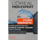 Loreal Paris Men Expert Hydra Energetic zklidňující voda po holení 100 ml