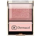 Dermacol Blush & Illuminator tvářenka s rozjasňovačem 07 9 g