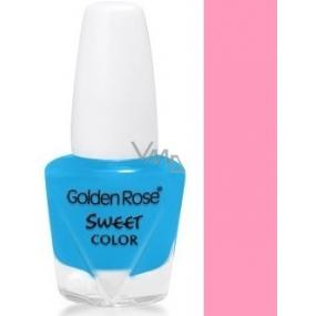 Golden Rose Sweet Color mini lak na nechty 66 5,5 ml