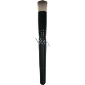Kosmetický štětec na make-up rovný 30450 17,5 cm