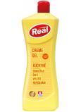 Real Creme Gel Kuchyňa krémový gél na indukčné, sklokeramické platne a ďalšie citlivé povrchy 650 g