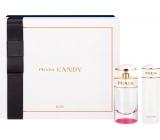 Prada Candy Kiss parfémovaná voda pro ženy 50 ml + tělové mléko 75 ml, dárková sada