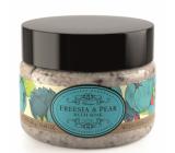 Somerset Toiletry Frézia, Hruška a kvety ibišteka relaxačné kúpeľová soľ 550 g