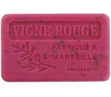 NeoCos Červené víno prírodné, bio, z Provence, Marseillské mydlo s bambuckým maslom 125 g