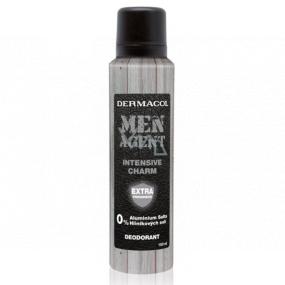 DÁREK Dermacol Men Agent Intensive Charm deodorant sprej pro muže 150 ml