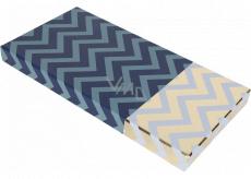 Albi Darčeková krabička papierová Geometria 22,4 x 10,8 x 1,8 cm