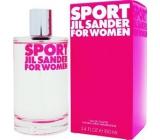 Jil Sander Sport for Women toaletní voda pro ženy 100 ml
