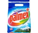 Palmex 5 Horská vůně prášek na praní 20 dávek 1,4 kg