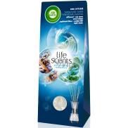 Air Wick Life Scents Tyrkysová lagúna vonné tyčinky 30 ml