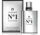Etienne Aigner Aigner No.1 Platinum toaletná voda pre mužov 100 ml