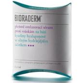 Bioraderm Omladzujúce pleťové sérum proti vráskam 4 x 4 ml