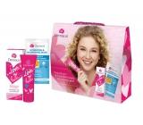 Dermacol Love My Face pleťový sorbet 50 ml + 3D hydratačná a vyživujúca maska 15 ml, kozmetická sada