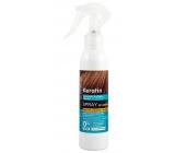 Dr. Santé Keratin Hair regeneračný sprej pre krehké lámavé vlasy bez lesku 150 ml