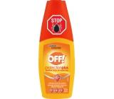 Off! Protection Plus repelent proti hmyzu rozprašovač 100 ml