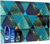 Fa Men Active Sport Energizing sprchový gél 250 ml + Sport Energizing Fresh dezodorant sprej pre mužov 150 ml + Sport Refreshing voda po holení 100 ml, kozmetická sada