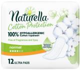 Naturella Cotton Protection Ultra Normal hygienické vložky s krídelkami 12 kusov