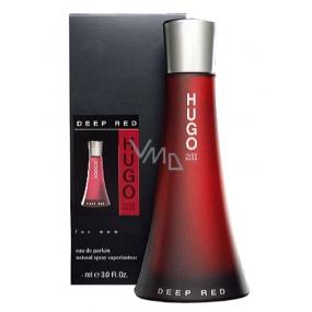 Hugo Boss Deep Red toaletná voda pre ženy 30 ml