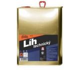 Severochema Lieh technický do liehových varičov, pre technické účely 9 L