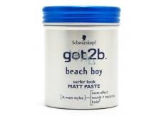 Got2b Beach boy Pasta zmatňujúci pasta pre mužov 100 ml