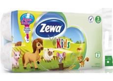 TOAL.PAP.Zewa Kids 3vr.8ks 2397
