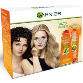 Garnier Fructis Goodbye Damage posilující šampon 250 ml + posilující balzám na vlasy 200 ml, kosmetická sada 2016