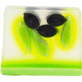 Bomb Cosmetics Olivové Prírodné glycerínové mydlo 100 g
