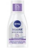 Nivea Gentle Caring upokojujúce ošetrujúce micelárna voda pre citlivú pleť 100 ml