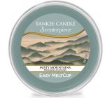 Yankee Candle Misty Mountains - hmlovej hory, Scenterpiece vonný vosk do elektrickej aromalampy 61 g