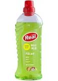 Real Maxi upratovanie Podlahy univerzálny antistatický čistiaci prostriedok s arómou olejmi 1 l