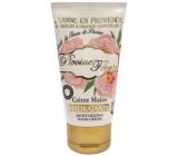 Jeanne en Provence Pivoine Féérie - Pivoňková víla krém na ruce hydratační 75ml