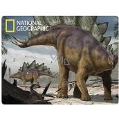Prime3D pohľadnice - Stegosaurus 16 x 12 cm