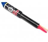 King Power raketa pyrotechnika malá CE2 1 kus II. triedy nebezpečenstva predajné od 18 rokov!