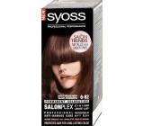 Syoss Color SalonPlex farba na vlasy 6-82 Svetlý ružovo hnedý