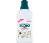 SANYTOL Aloe Vera a kvety bavlny dezinfekcia na biele i farebné prádlo 500 ml