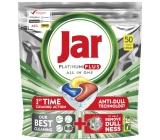 Jar Platinum Plus All in One Lemon Kapsule do umývačky riadu 50 kusov