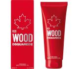 Dsquared2 Red Wood sprchový gél pre ženy 200 ml