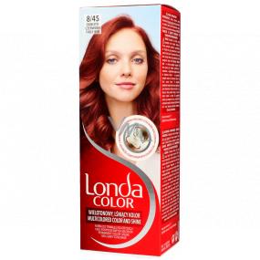 Londa Color farba na vlasy 8/45 Ohnivo červená