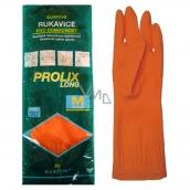 Bartoň Prolix Rukavice gumené ochranné veľkosť M 1 pár